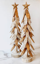 Load image into Gallery viewer, Standing Driftwood Christmas Tree