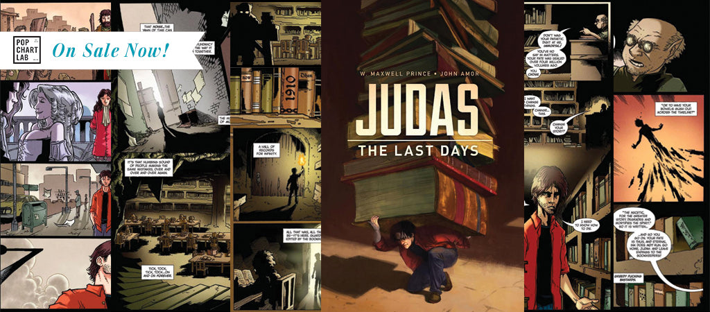 An Original Graphic Novel from PCL's Will Prince