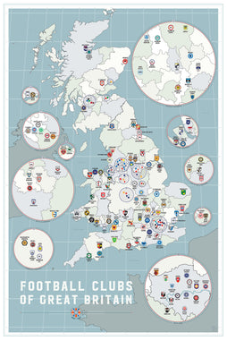 Football Clubs of Great Britain
