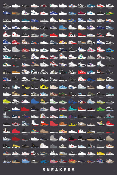 A Century of Sneakers