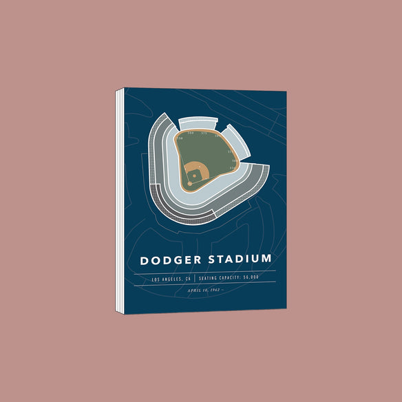Ballparks: Dodger Stadium