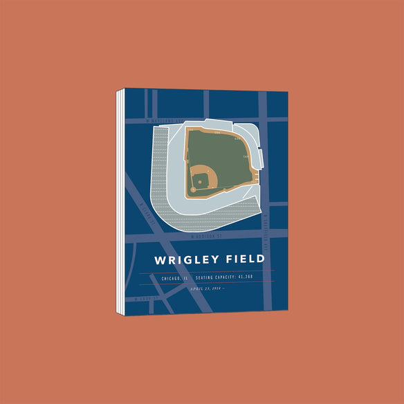 Ballparks: Wrigley Field