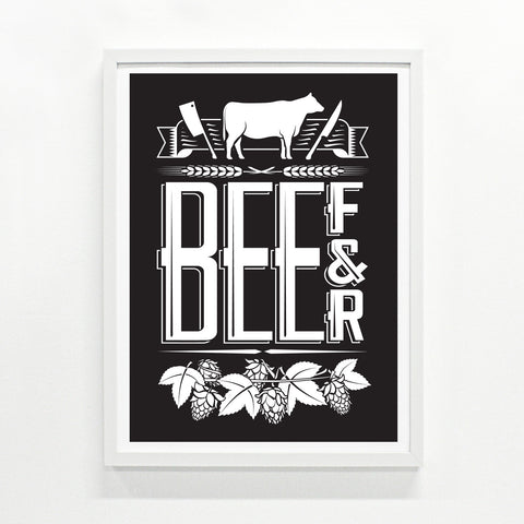 Beef & Beer Large Edition