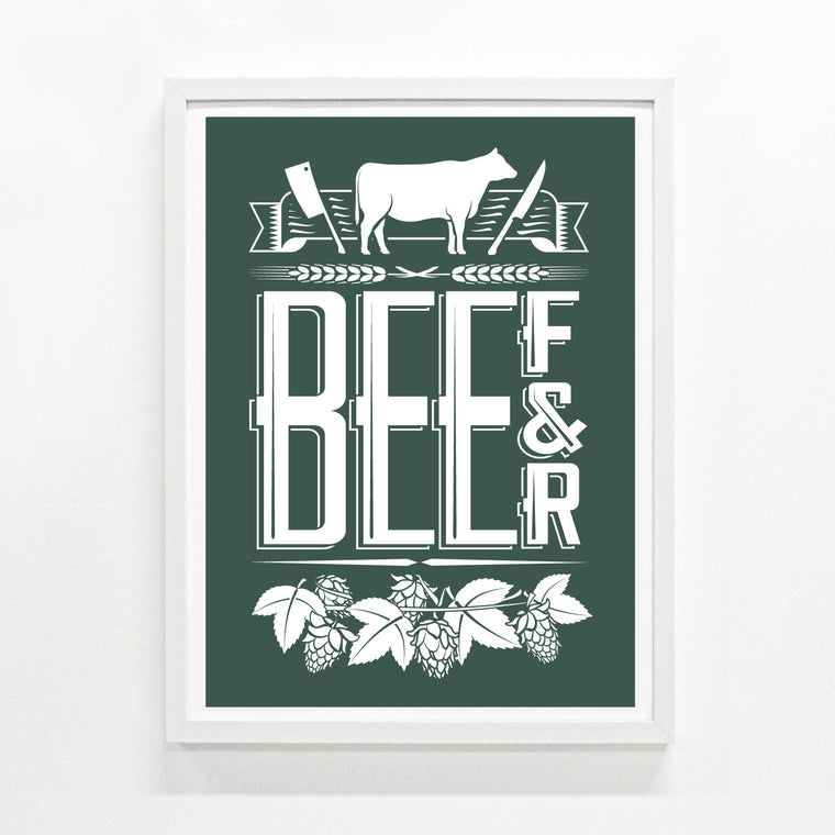 Beef and Beer Small Edition