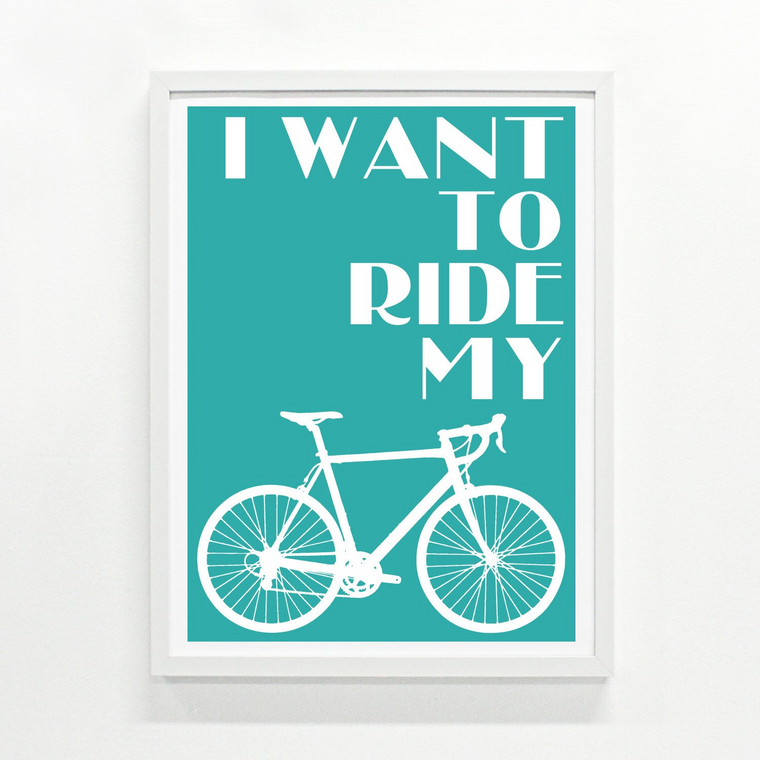 Ride My Bike Small Edition