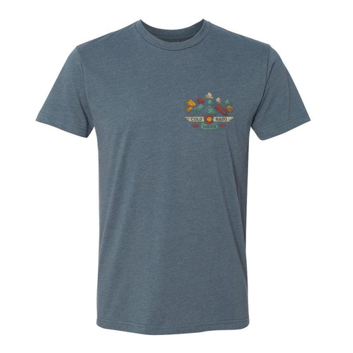 Colorado 14er T-Shirt Front
