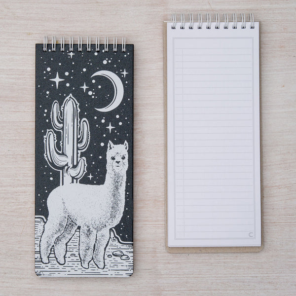 Desert Alpaca Notebook