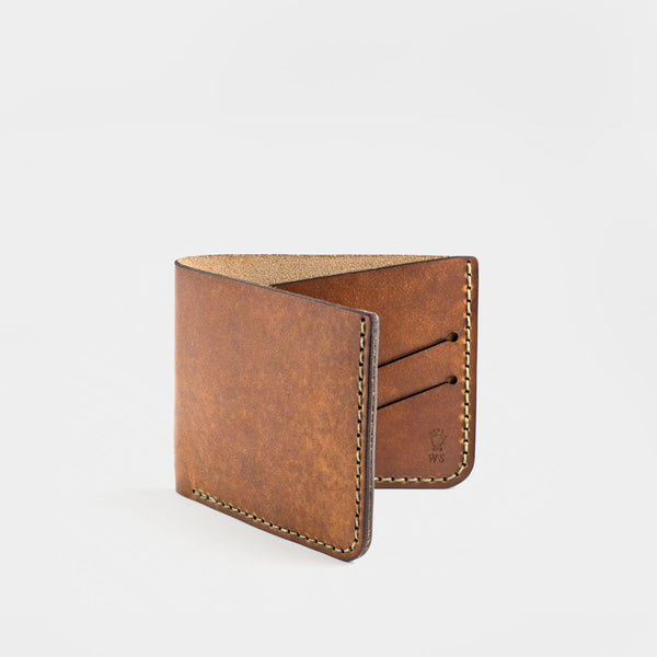 Billfold Wallet - Tobacco Dublin