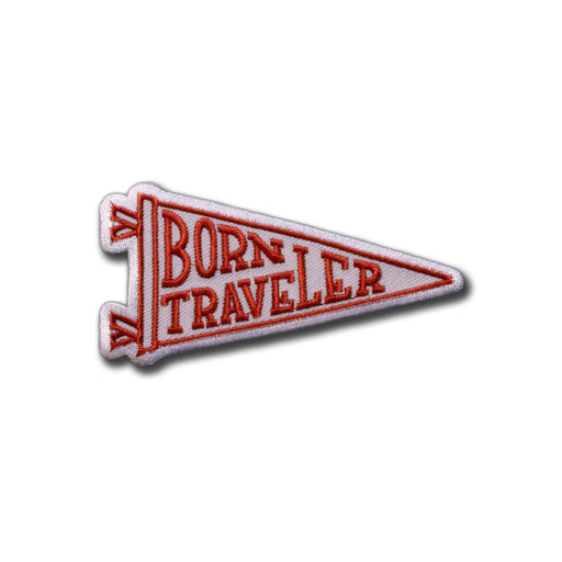 Born Traveler Patch