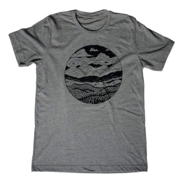 Mountain Range T-Shirt (Men's)