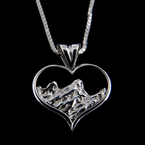 Heart of the Rockies Pendant
