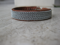 Porjus Bracelet in Brown Size 6 1/4