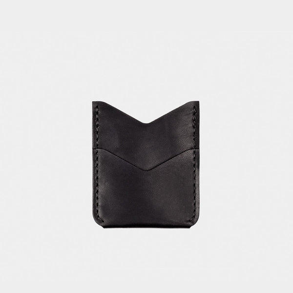 Slash Wallet - Black Dublin