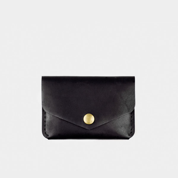 Snap Wallet - Black Dublin