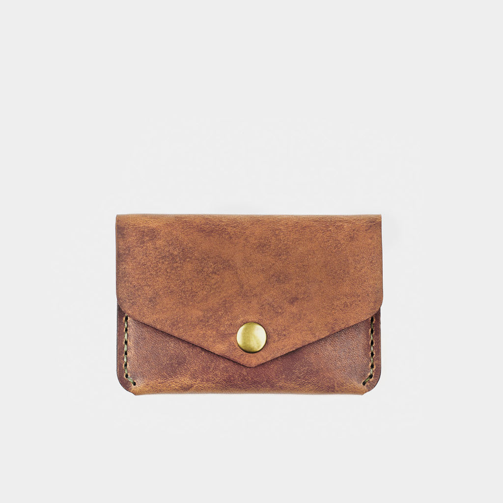Snap Wallet - Tobacco Dublin