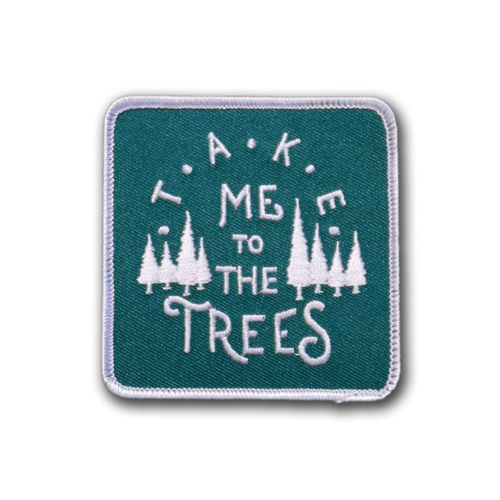 Take Me to the Trees Patch