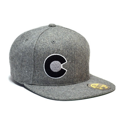 The Colorado Wooly Mammoth Flatbill Hat