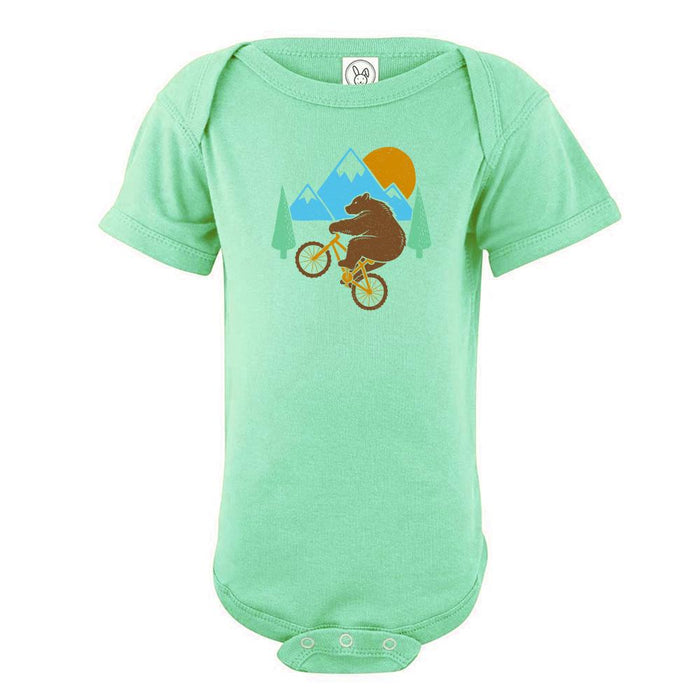 Mountain Bear Infant One Piece