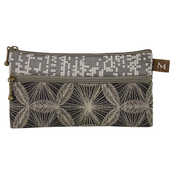 Heidi Wallet in Chrysalis Black