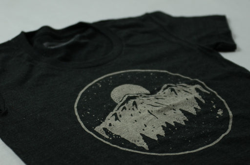 Night Sky T-Shirt Graphic - Fitted Cut