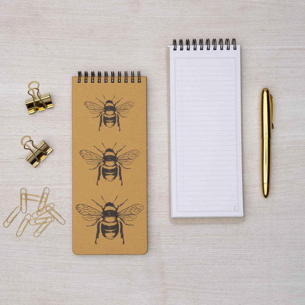 Bee Wish List Notebook