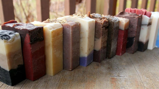 Handcrafted Soaps by Twisted Rabbit Creations, Pueblo CO