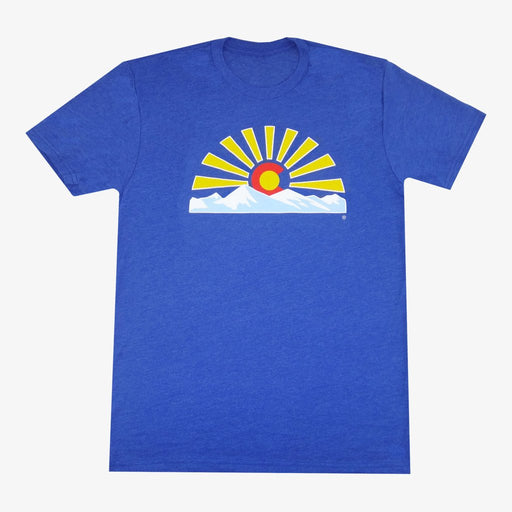 Colorado Sunset T-Shirt Front