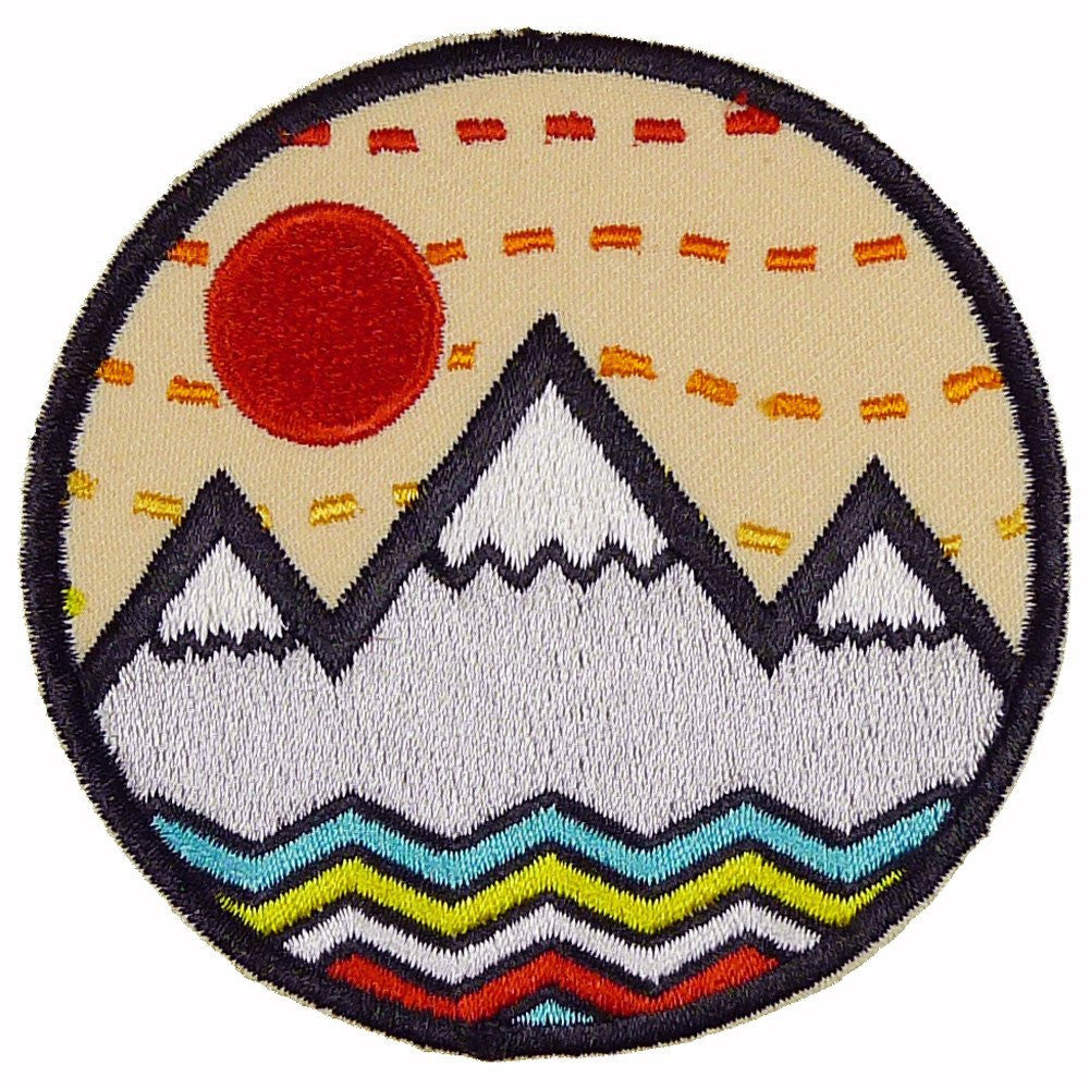 Mountain Vibes Patch