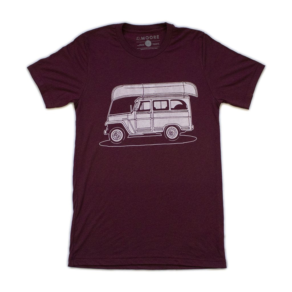Willy Wagon T - (Men's)
