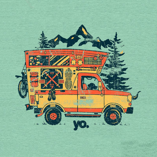 Adventuremobile T-Shirt Graphic