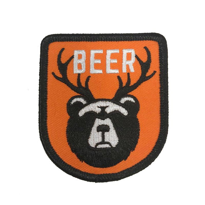 Bear Deer Patch