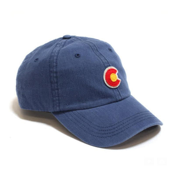 Yo Colorado Twill Hat