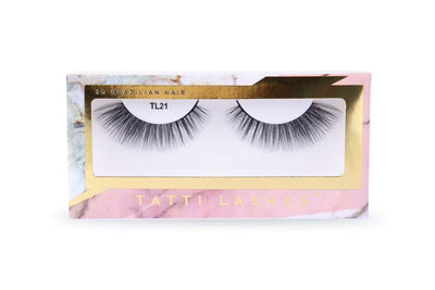 TATTI LASHES TL21 3D BRAZILIAN SILK