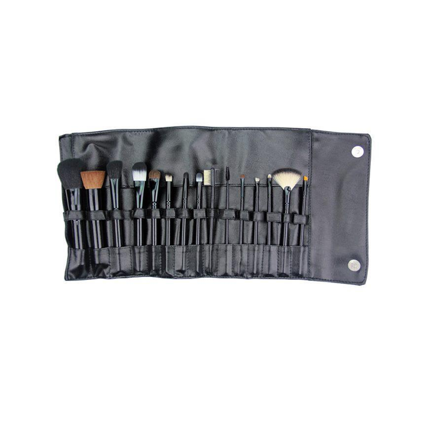 CROWN BRUSH 15 PC LUNA BRUSH SET