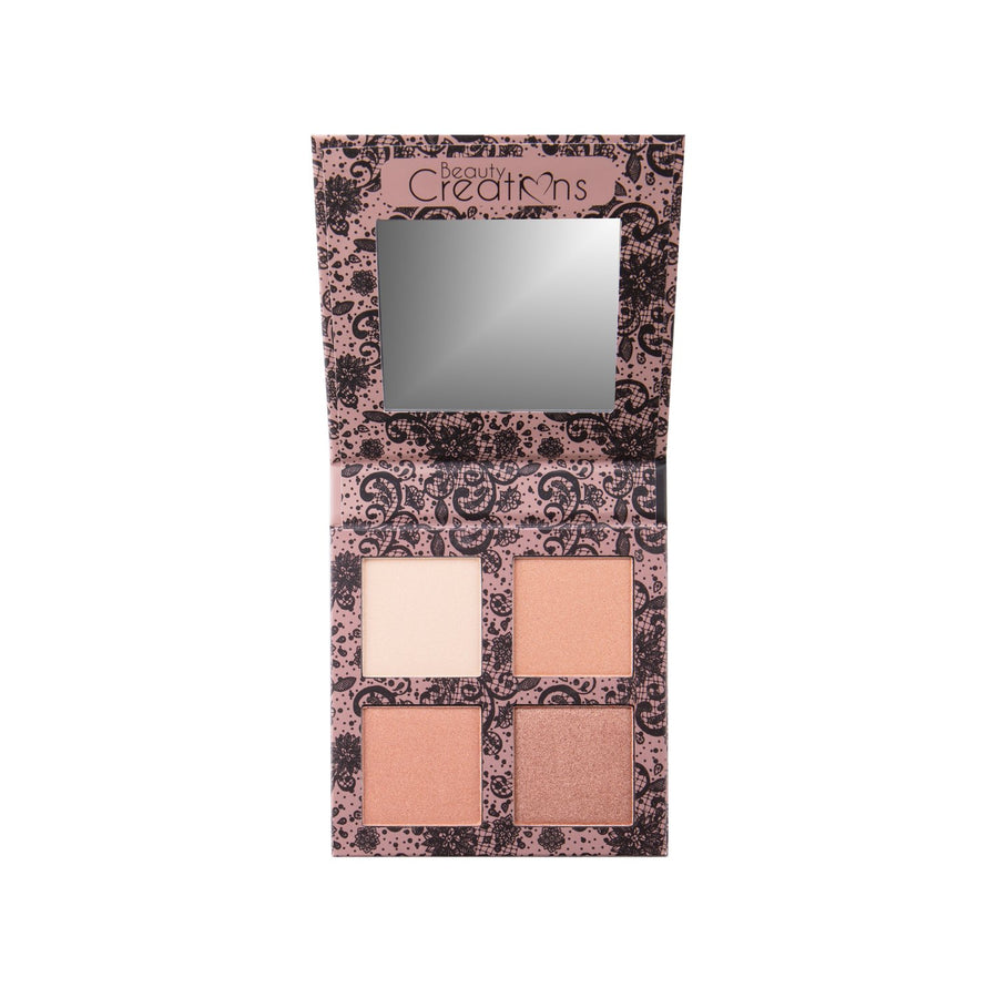 BEAUTY CREATIONS ANGEL GLOW HIGHLIGHT SET