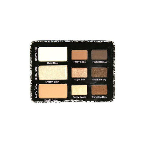 BEAUTY CREATIONS TOTALLY NUDE PALETTE