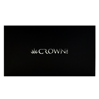 CROWN 16 COLOR CHROMA EYESHADOW COLLECTION
