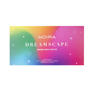 MOIRA BEAUTY DREAM SERIES EYESHADOW PALETTE - DREAMSCAPE