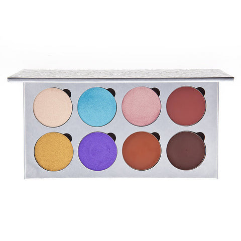 MAKEUP ADDICTION COSMETICS, FLAMING LOVE EYESHADOW PALETTE