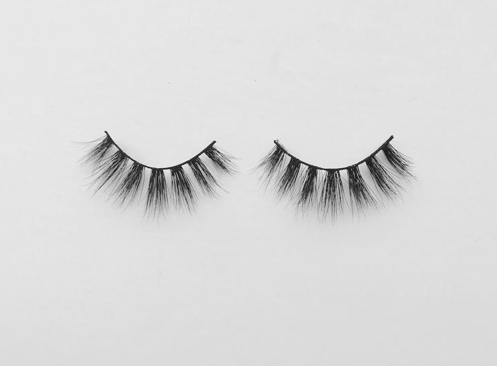 Pink Orchid Summer Love Eyelashes Funknfrost