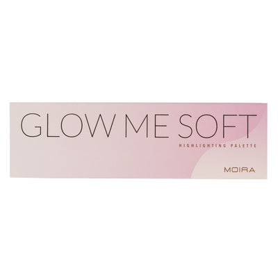 MOIRA BEAUTY HIGHLIGHTING PALETTE - GLOW ME SOFT