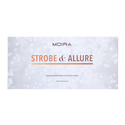 MOIRA BEAUTY - STROBE & ALLURE PALETTE