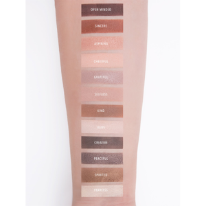 MOIRA BEAUTY CONFIDENCE EYESHADOW PALETTE - NEW ATTITUDE