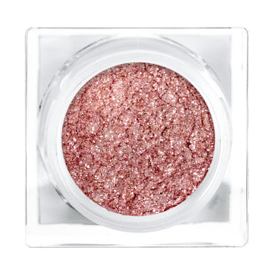 LIT COSMETICS METALS - NUDITY SILVER