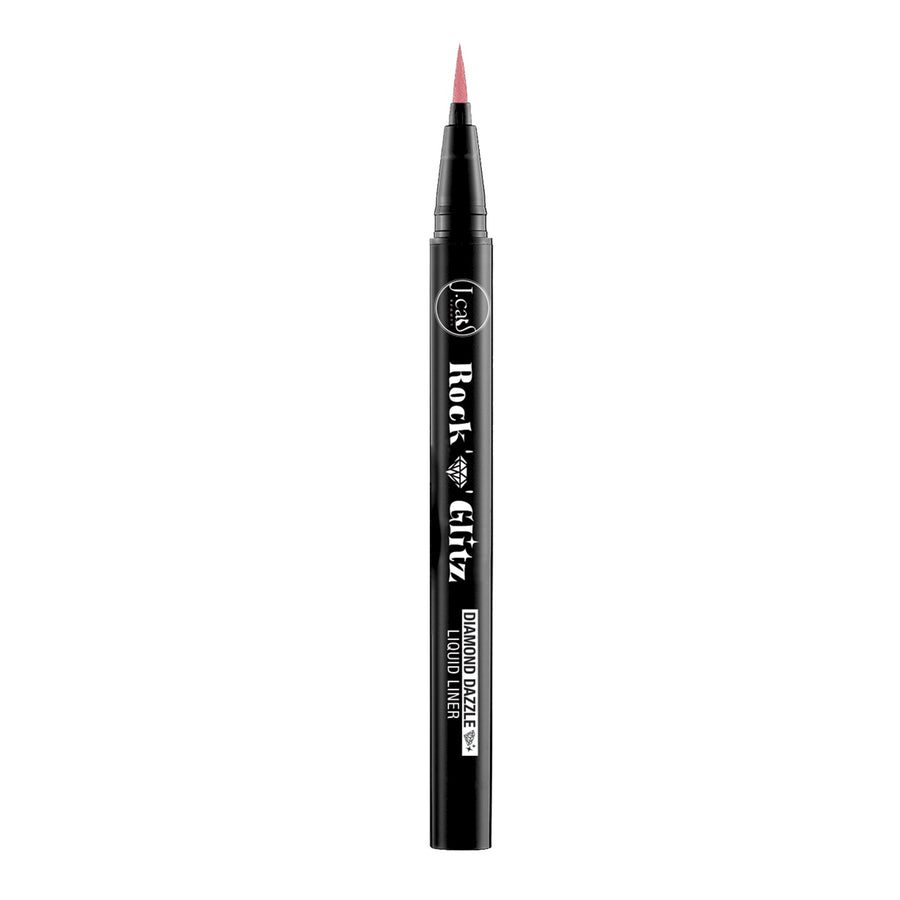 J CAT ROCK N' GLITZ SPARKLING LIQUID LINER
