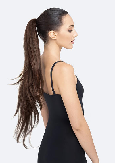 The RUBY - Dark Brown Hair Extension