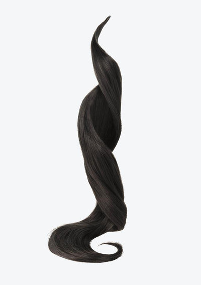 The RUBY - Black Brown Hair Extension