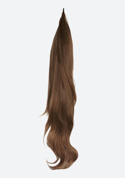 The RUBY - Light Brown Hair Extension