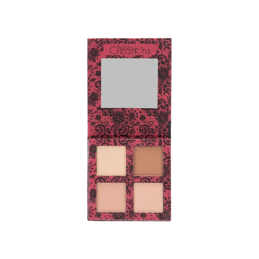 BEAUTY CREATIONS SCANDALOUS GLOW HIGHLIGHT SET