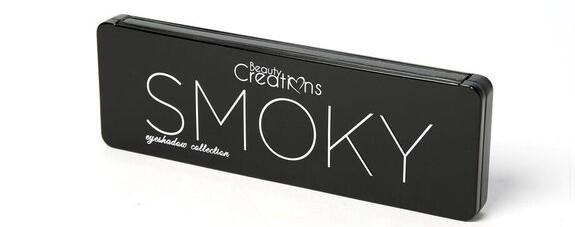 BEAUTY CREATIONS - INTENSE EYESHADOW COLLECTION -SMOKEY